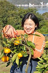 これが私の決めた道 坂口智美さん(45)=岡山県備前市