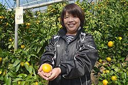 農業大好き!食と農と私 小西千鶴子さん(51)=愛媛県伊予市