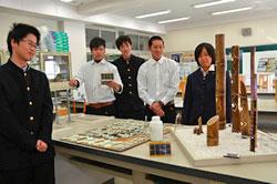 須崎工業高の生徒