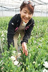 夢があるから がんばれる 黒岩真由美さん(53)=大分県佐伯市