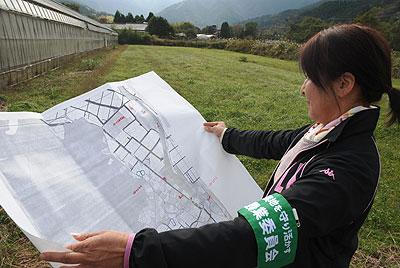 12年、農業委員になった黒岩真由美さん