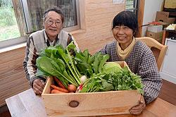 農業を繋(つな)いで行くために 中屋末人さん(63)=栃木県壬生町