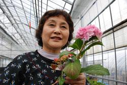 夫と歩んだ道 坂本久美子さん(63)=群馬県桐生市