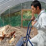 種と共に歩む百姓を目指して 農業、池松健さん(36)=福岡市