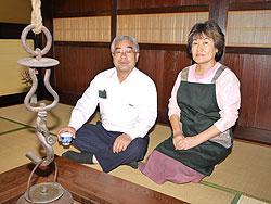 春蘭(しゅんらん)の里の取り組み 多田喜一郎さん(64)=石川県能登町