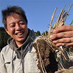農業で繋(つな)ぐ過去と未来 農業生産法人代表、高田龍也さん(37)=大分県由布市