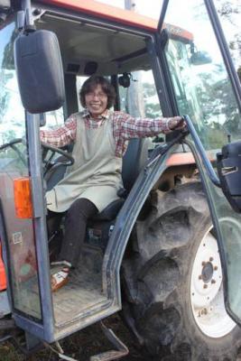 二人(とも)に築いた我が家の農業 吉野茂子さん(59)=千葉県勝浦市