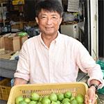 無農薬レモンに恋をして 農業、河合浩樹さん(53)=愛知県豊橋市