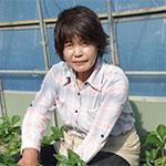 専業主婦から専業農家に 農業、小林靖子さん(56)=三重県大紀町