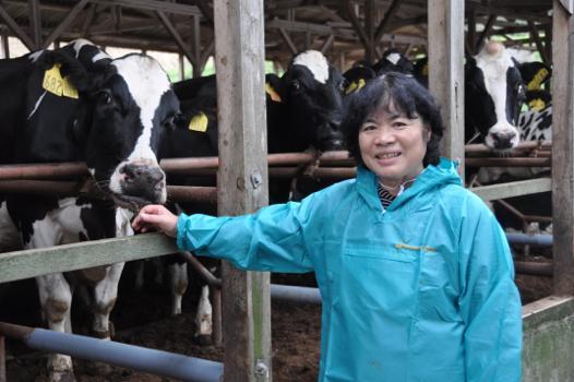 夢を追いかけて 住田富美子さん(65)=島根県大田市