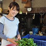都市近郊の小さな新米農家として ~自分らしい農業の『形』を目指し奮闘中~ 農業、森本聖子さん(36)=神戸市