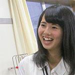 お茶の優しいチカラ 澤奥和香子さん=静岡県立磐田農業高3年