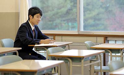 一笑懸命 ~ゼロからのスタート~ 佐藤駿(はやま)さん(16)=酪農学園とわの森三愛高校1年