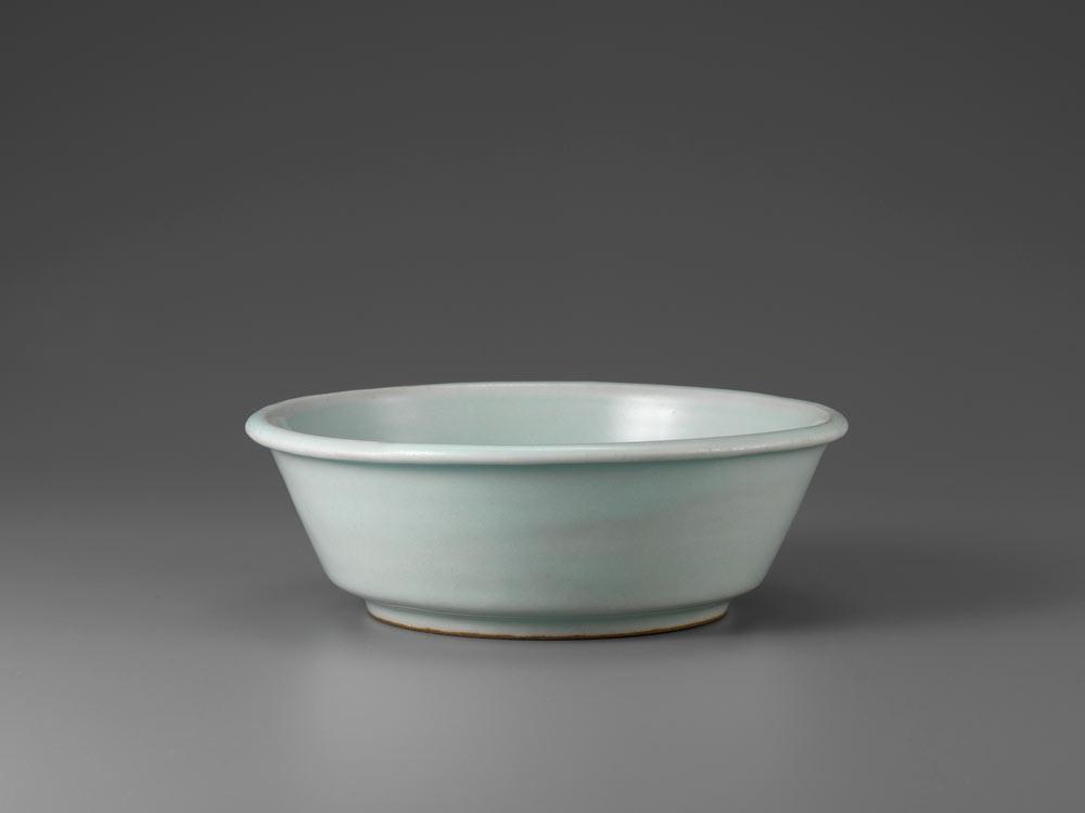 青磁洗 中国 南宋時代 龍泉窯