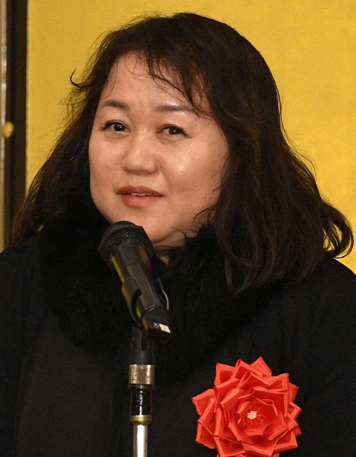 塩田 千春さん