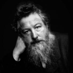 ウィリアム・モリス 肖像写真