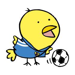 サッカー日本代表なるほドリ