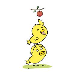 リンゴなるほドリ