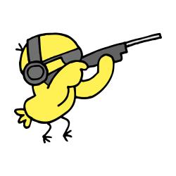 射撃なるほドリ