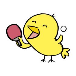 卓球なるほドリ