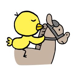乗馬なるほドリ
